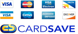 Magnetic name badges accept card payments