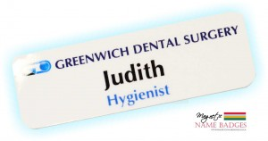 Dentist Badges
