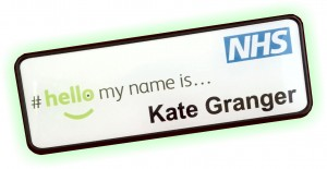 ID Badge NHS