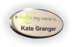 NHS Kate Granger Badges